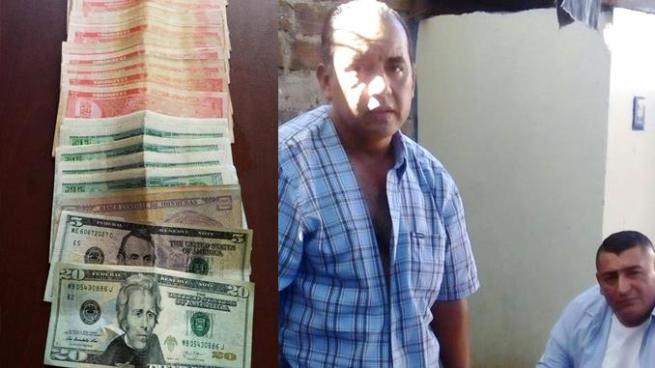 Capturan a sujetos que intentaron robar una fuerte cantidad de dinero en La Paz