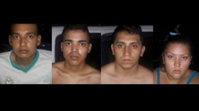 Capturan a hermanos pandilleros que planeaban desalojar a una familia de su vivienda