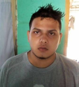 Capturan a pandillero que trasportaba marihuana en una bolsa de churros en San Vicente