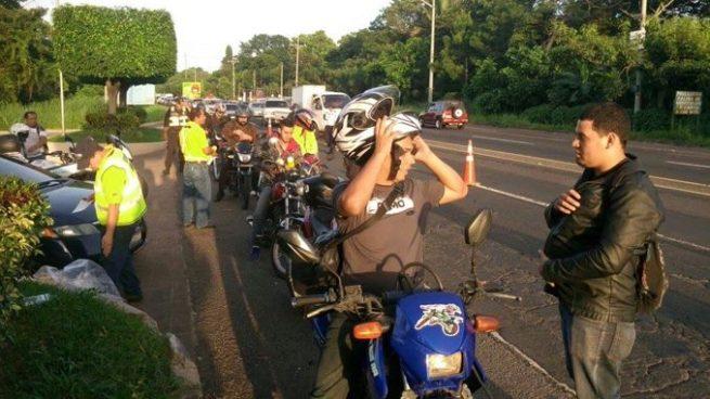 Más de 230 mil motocicletas circulan de manera legal en El Salvador