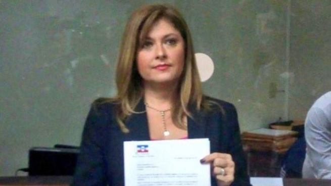 Diputada Patricia Valdivieso pide eliminar Fuero a funcionarios públicos