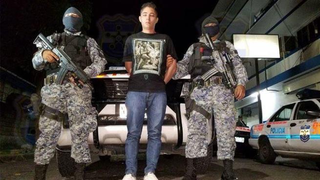 PNC captura a pandillero acusado de homicidio en San Salvador