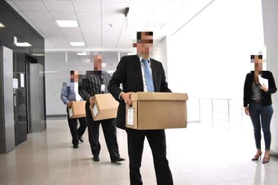 Fiscalía presenta demanda contra el exfiscal Luis Martínez por enriquecimiento ilícito