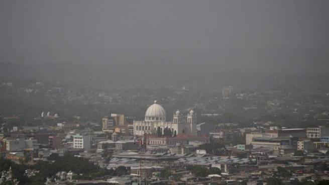 Polvo del desierto del Sahara llegará a El Salvador este jueves