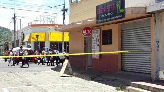 Matan a balazos a comerciante en San Martín