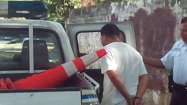Detienen a automovilista que conducía con 500 grados de alcohol en la sangre