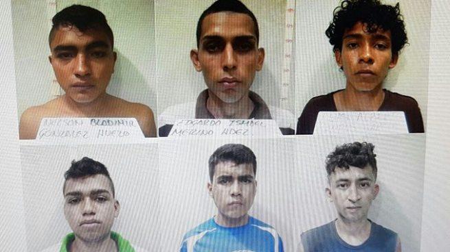 PNC reporta la fuga de 6 reos de una bartolina policial en La Libertad