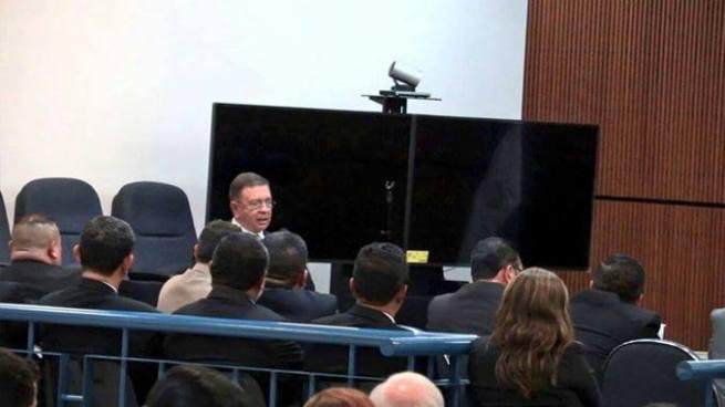 """Mungía Payés sobre la tregua: """"Este proceso lo avaló el ministro de justicia con autorización del presidente"""""""