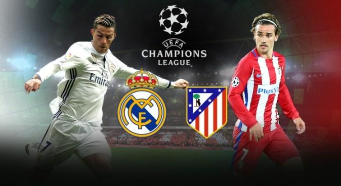 Previa sobre la primera Semifinal de la Champions League, entre Blancos y Colchoneros