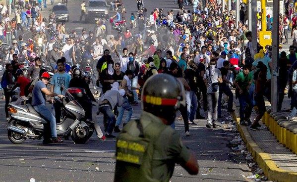 Tres muertos en protesta contra la Constituyente en Venezuela