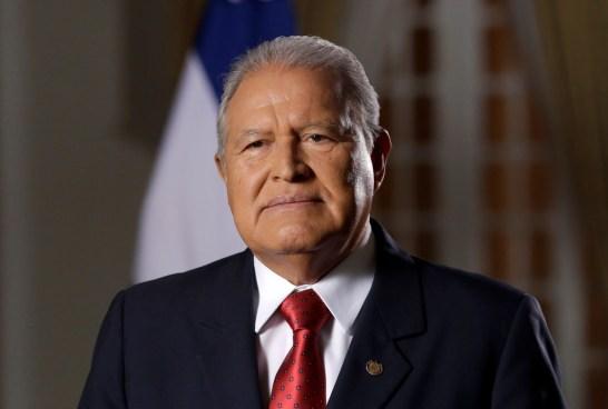 Presidente Sánchez Cerén se reunirá con el gobierno de Estados Unidos