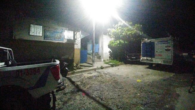 Asesinan a pareja en el interior de vivienda en reparto Las Cañas