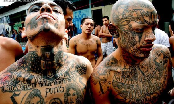 Aumenta el numero de pandilleros deportados de Estados Unidos a El Salvador