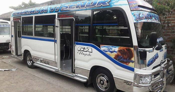 Ruta 6A en paro de labores tras ataque armado en Mejicanos