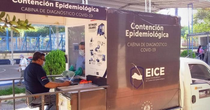 Salud confirma 126 nuevos contagios y 3 fallecidos por COVID-19