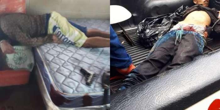 Dos pandilleros fallecidos tras atacar a un agente de la PNC en Nuevo Cuscatlán
