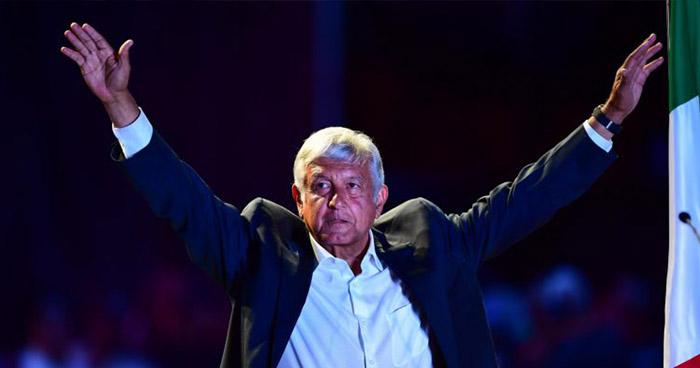 López Obrador gana elecciones presidenciales en México