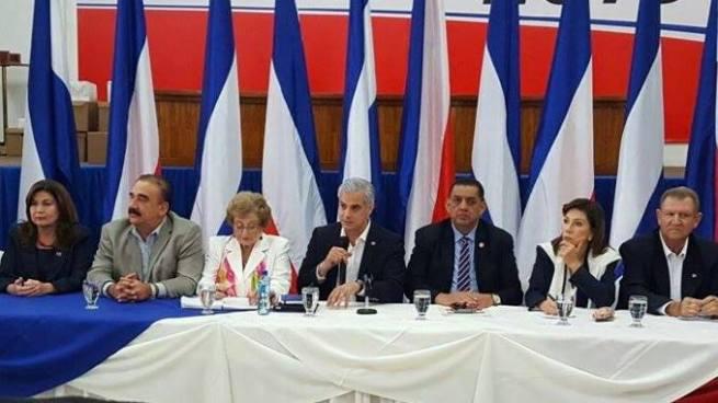 ARENA critica presupuesto de la nación presentado por el gobierno