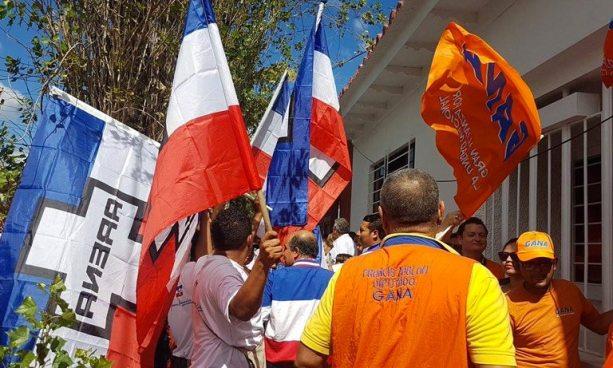 GANA acusa a ARENA de intentar boicotear inscripciones de candidatos a alcaldes en La Libertad