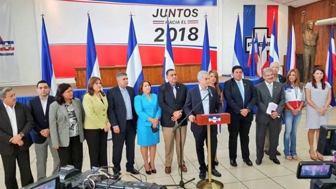 Comisión de ARENA viajará a Estados Unidos para abogar la extensión del TPS