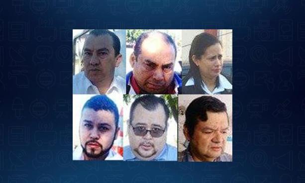 Capturan a abogados y empleados judiciales ligados en actos de corrupción