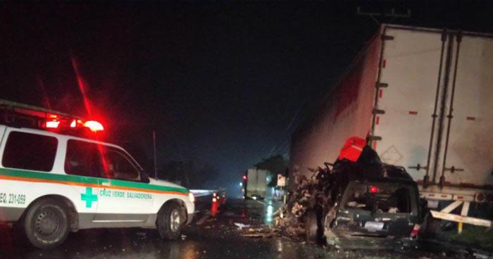 Concejal de la alcaldía de Colón pierde la vida en aparatoso accidente de tránsito