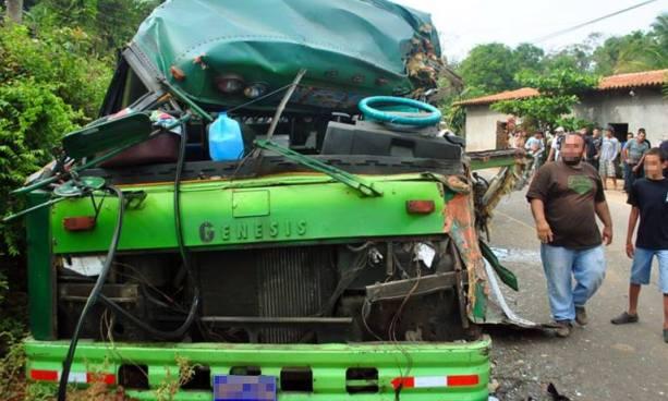 Reportan más de 130 accidentes de tránsito en los primeros tres días del año