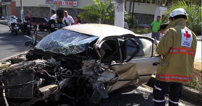 Piden suspender licencias a conductores ebrios que causen accidentes de tránsito