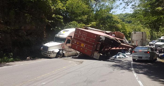 Dos personas han muerto en accidentes de tránsito durante los primeros días de vacaciones