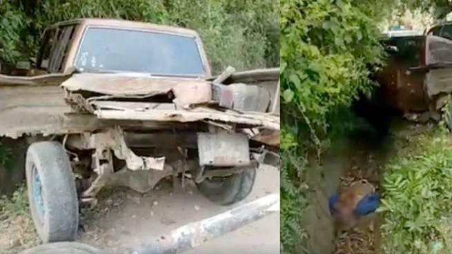 Anciano pierde la vida en un accidente de tránsito en Usulután