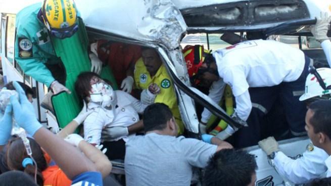217 accidentes de tránsito y 18 personas fallecidas es la suma del cuarto día de vacación