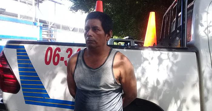 Capturan en Sonsonate a sujeto que agredió sexualmente a una menor de edad