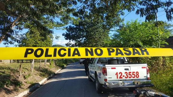 Pandilleros asesinan a investigador de la PNC en Morazán