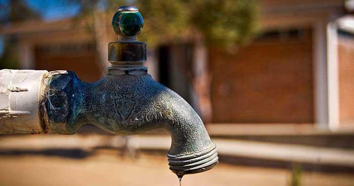 Servicio de agua será suspendido por 24 horas en sectores de San Salvador