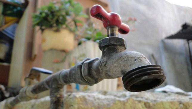 Zona sur de San Salvador sin servicio de agua potable por reparaciones