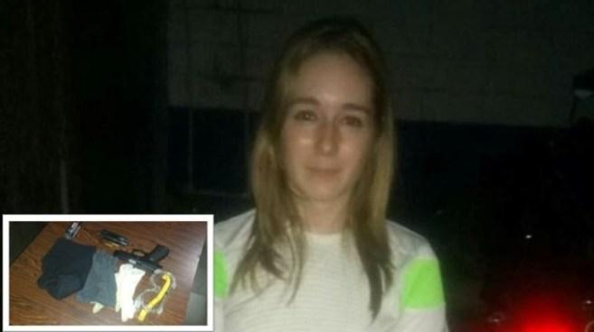 Capturan a mujer por allanar morada, amenazar y agredir a su vecina y su hija en Santa Ana