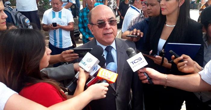 Solicitud de extradición del expresidente Funes aún no ha sido presentada a la CSJ