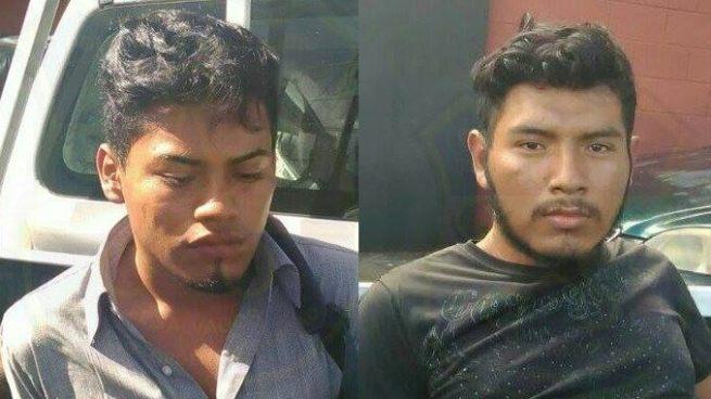 Capturan en flagrancia a sujetos que se dedicaban a asaltar buses y automovilistas en San Salvador