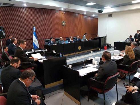 CSJ realizo audiencia para verificar el cumplimiento sobre la sentencia a la Ley de Amnistía