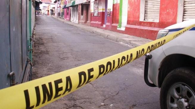 Matan a balazos a una vendedora del mercado central de Santa Ana