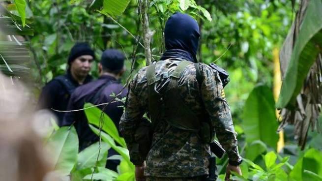 Pandilleros asesinan a soldado en San Simón, Morazán