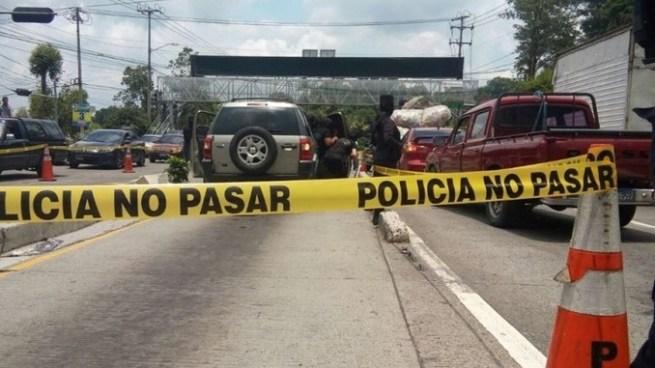 Presuntos pandilleros asesinan a balazos a un empresario migueleño en San Salvador