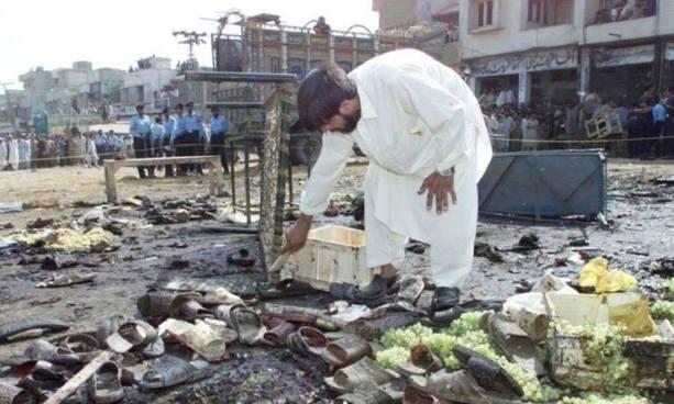 Ataque en mercado de Afganistán deja al menos 5 muertos y 45 heridos