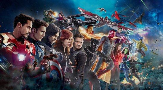 Primer adelanto de Avengers: Infinity War