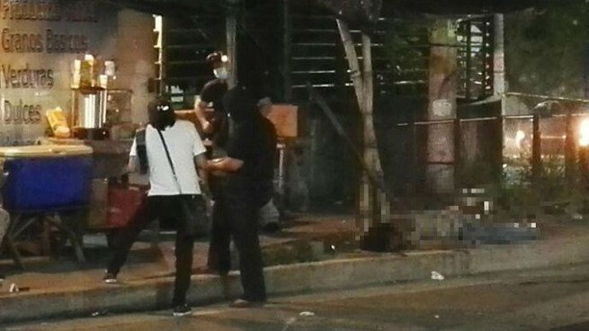 Pandilleros acribillan a balazos a un joven cuando departía con su familia en Ayutuxtepeque