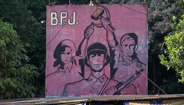 Bloque Popular Juvenil (BPJ) anuncia su salida oficial del FMLN