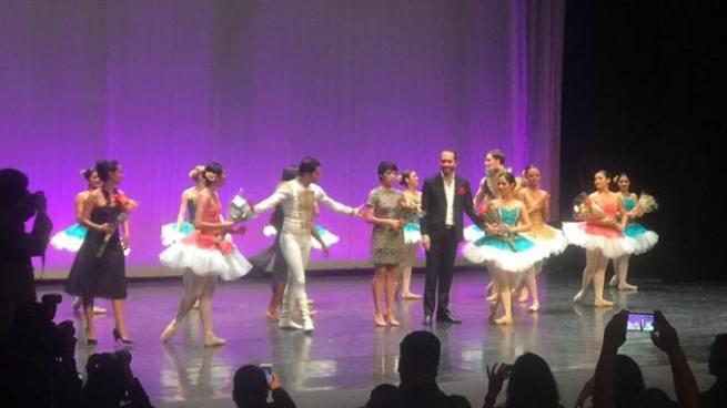 Ballet de San Salvador debuta con presentación en Washington