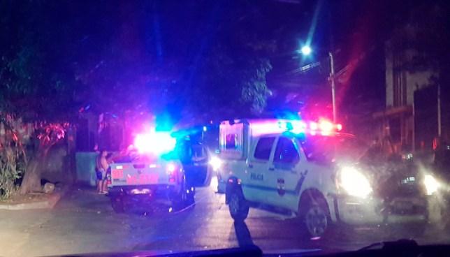 Un muerto y un lesionado tras ataque armado en final de Calle Monserrat en Barrio Modelo, San Salvador