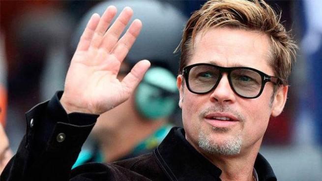 Brad Pitt deberá pagar medio millon de euros por impagos a una artista en Francia