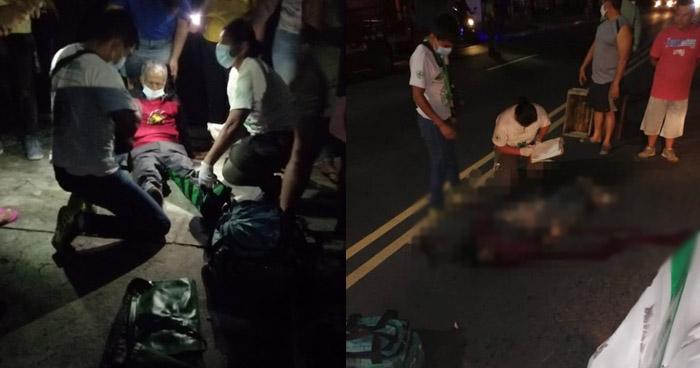 Adolescente muere al ser atropellado en Bulevar Sur, Santa Tecla